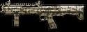 Desert Kel-Tec Shotgun