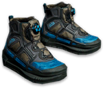 Spectrum Sigma Engineer Shoes Render