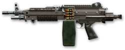 M249 Para Render
