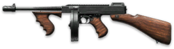 Thompson M1928 Render