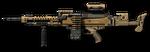H&K MG5 121 Render