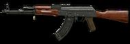 АК-47 Render