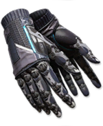Armageddon Gloves Render
