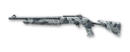 Benelli Nova tactical Winter Camo Render