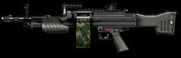 H&K MG4 Render