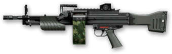 H&K MG4 | Warface Wiki | Fandom