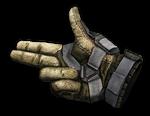 Gun-Glove! Render
