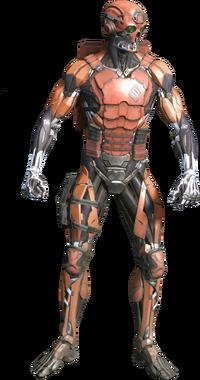 SED-2 Mars Enemy