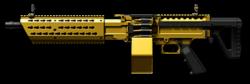 Stoner LMG A1 Gold Render