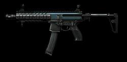 SIG MPX SBR Custom Render