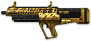 Tavor TS12 Custom Gold
