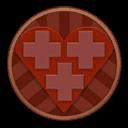 Challenge badge 45