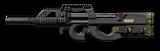 FN P90 Custom Render