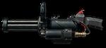 XM556 Microgun Render