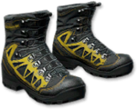 Berserk Engineer Boots Render