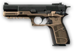 Browning High Power Render