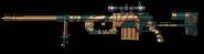 CheyTac M200 Jade Dragon Render