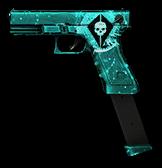 Glock 18C Absolute Render