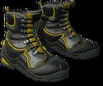 Berserk Sniper Boots Render
