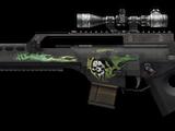 H&K SL8 Anti-Cyborg