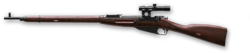 Mosin Model 1891 Render