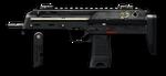 H&K MP7 Render