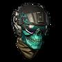 Helmet soldier c2