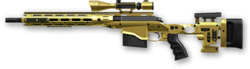 Remington MSR Gold Render