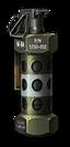 Световая граната М84 Render