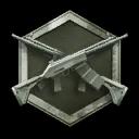 Challenge badge 300