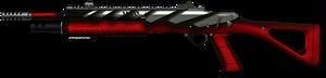 "Fabarm STF 12 Compact ""Убийца зомби"" Render"