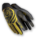 KIWI Gloves Render