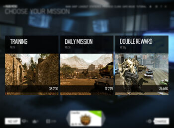PvE Missions