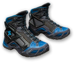 Blackwood Medic Boots Render
