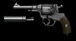 Nagant M1895 Render