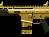 FN SCAR-H Gold