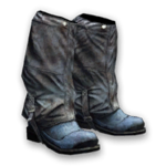 Anti-Claymore Shoes Render