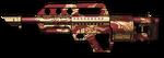 Jackhammer Scarlet Dragon Render