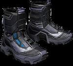 Armageddon Boots Render