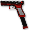 Glock 18C Cyber Slayer Render