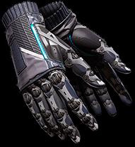 Hands arm