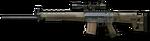 SIG 550 Render