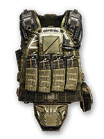 Warlord Rifleman Vest Render