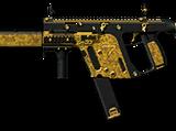 Kriss Super V Custom Gold