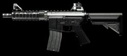 M4 CQB Platinum Render