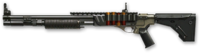 Remington 870 CB Render