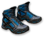 Blackwood Rifleman Boots Render