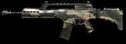 H&K G36K Jungle Render