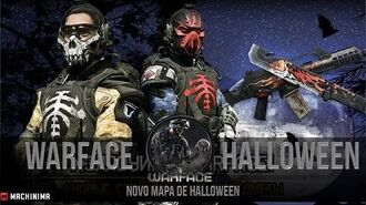 Warface - Novo mapa de Halloween.