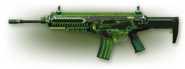 Beretta ARX160 Radiation Render